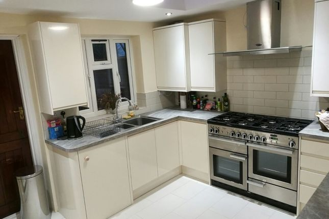 Thumbnail Terraced house to rent in Grand Walk, Solebay Street, London