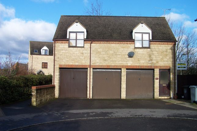 Thumbnail Property to rent in Snowshill Drive, Witney, Oxfordshire