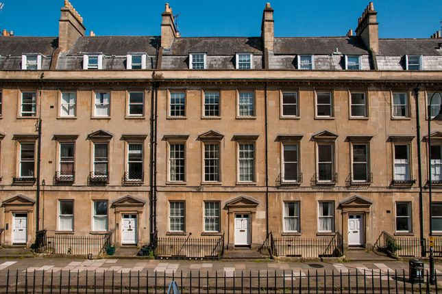 Thumbnail Terraced house to rent in Paragon, Bath