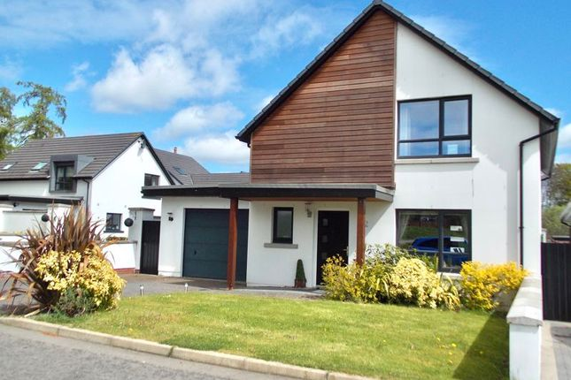 Thumbnail Detached house for sale in Polo Park, Bucksburn, Aberdeen