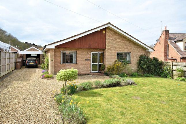 Thumbnail Detached bungalow for sale in Fen Lane, Ashwicken, King's Lynn