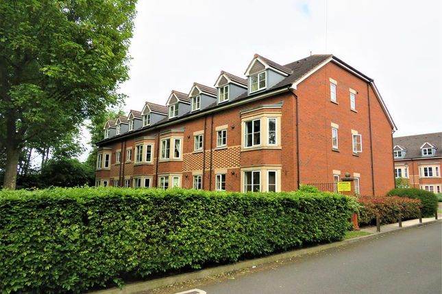 Thumbnail Flat to rent in Wycliffe Court, Chester