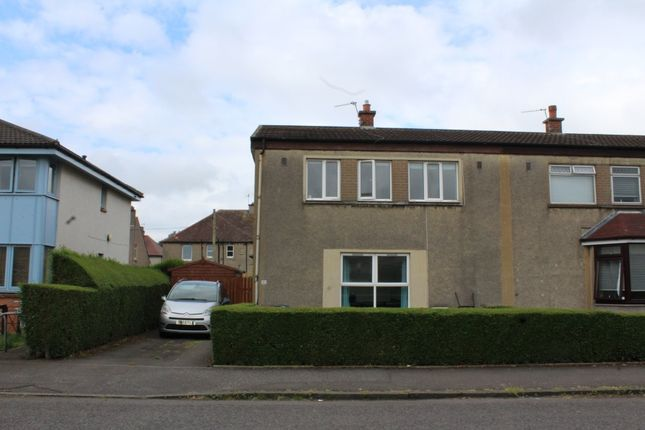Thumbnail Semi-detached house to rent in Colquhoun Street, Stirling