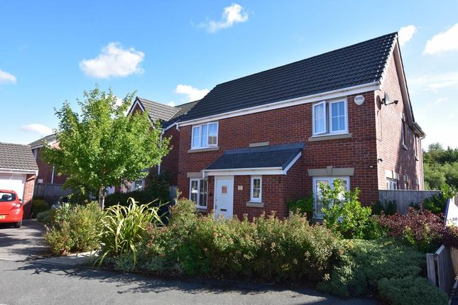 Thumbnail Detached house for sale in Kerscott Close, Ince, Wigan