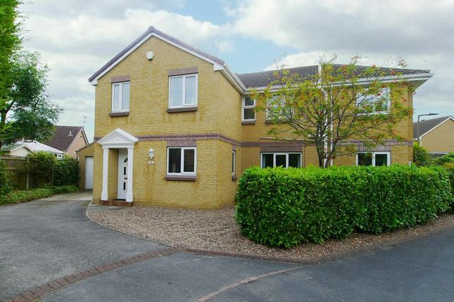 Thumbnail Detached house for sale in Thorpehall Road, Edenthorpe, Doncaster.