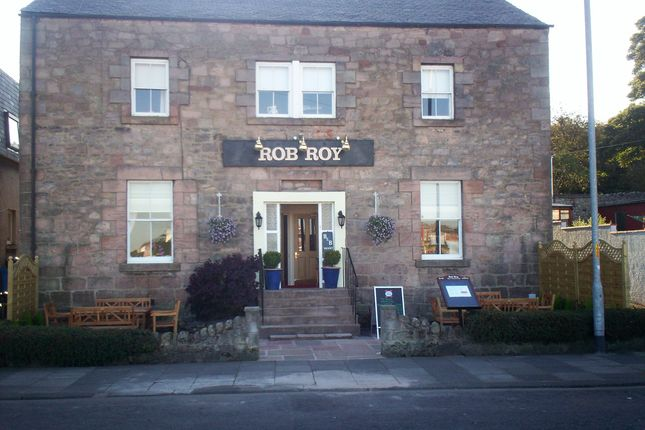 Thumbnail Hotel/guest house for sale in Dock Road, Berwick Upon Tweed: Tweedmouth