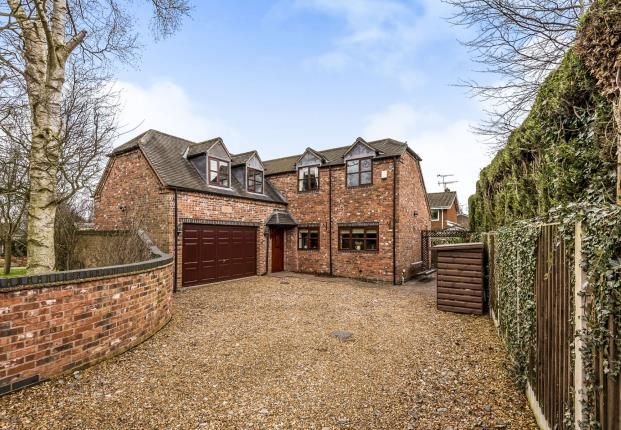 Thumbnail Detached house for sale in Ruskin Drive, Derrington, Stafford, Staffordshire