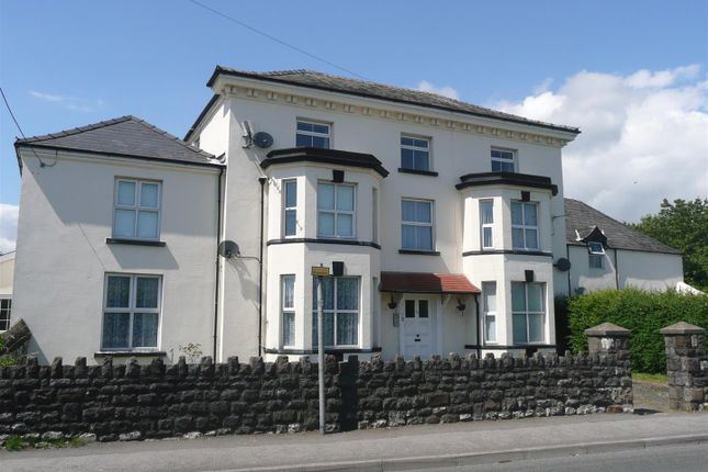 Thumbnail Flat for sale in Church Road, Caldicot, Monmouthshire