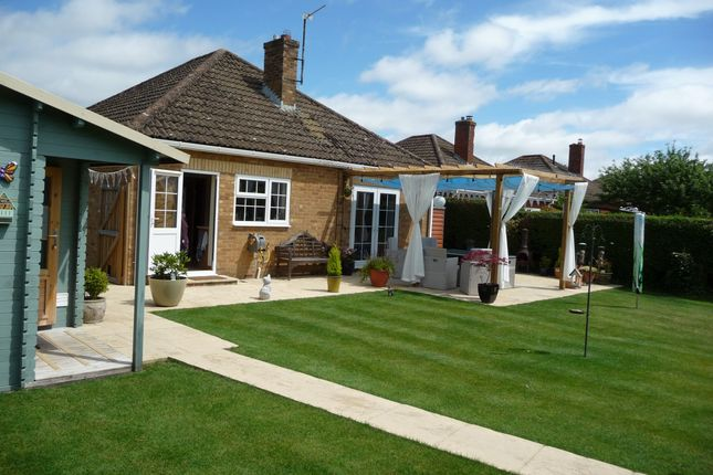 Thumbnail Detached house for sale in Church Road, Pamber Heath, Tadley, Hampshire