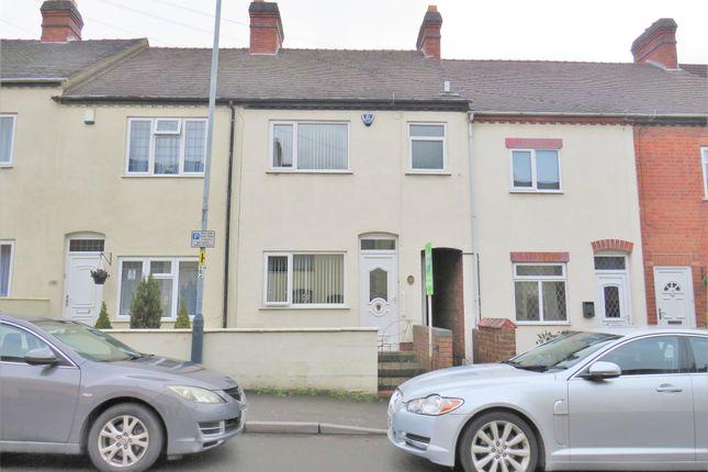 Terraced house for sale in Long Street, Dordon, Tamworth