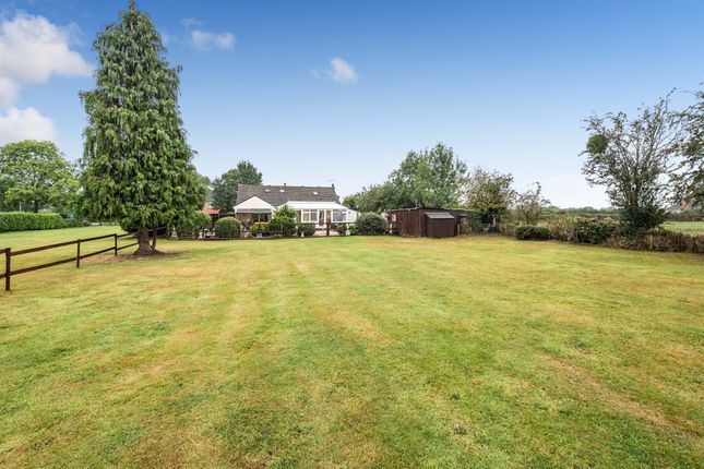 4 bed detached bungalow for sale in Bath Road, Broomhall, Worcester WR5