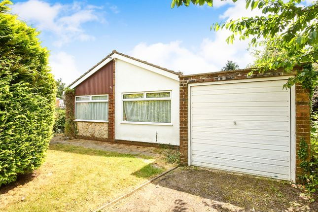 Thumbnail Detached bungalow for sale in Boyd Avenue, Toftwood, Dereham