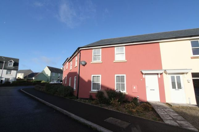 Thumbnail Flat to rent in Carrolls Way, The Gallops, Staddiscombe, Plymouth
