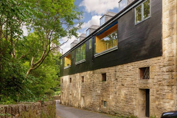 Thumbnail Town house for sale in Bells Brae, West End/Dean Village