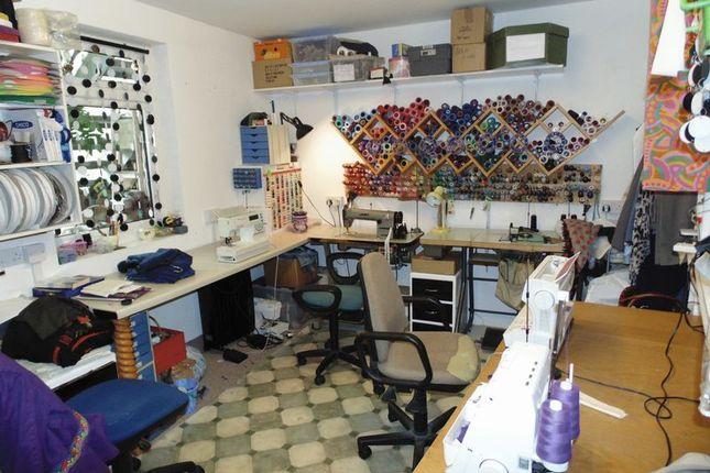 Workroom of March Court, East Street, Okehampton EX20