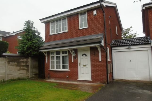 Thumbnail Detached house to rent in Wyke Road, Whiston, Prescot
