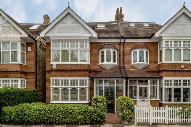 Thumbnail Semi-detached house to rent in Burlington Avenue, Kew, Richmond