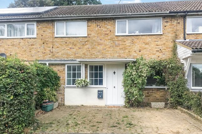 Thumbnail Terraced house for sale in Firs Close, Hatfield