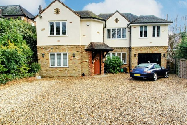 Thumbnail Detached house for sale in Vineyards Road, Northaw, Potters Bar