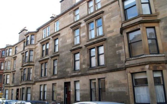 Thumbnail Flat to rent in Ruthven Street, Glasgow
