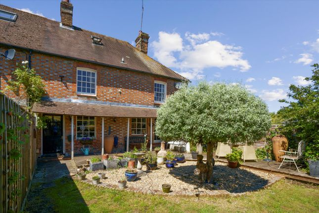 Thumbnail Semi-detached house for sale in Church Lane, Hungerford, Berkshire