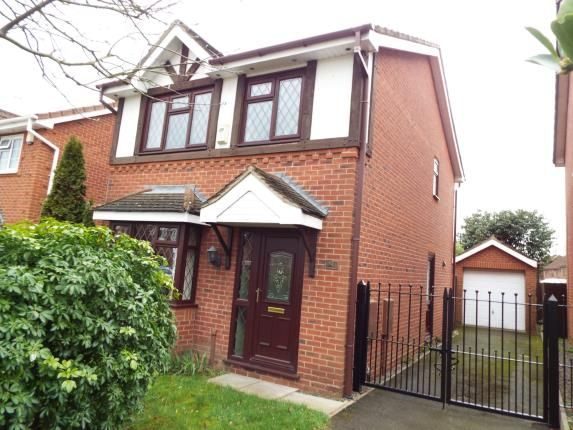 Thumbnail Detached house for sale in Glenfield Road, Western Park, Leicester, Leicestershire