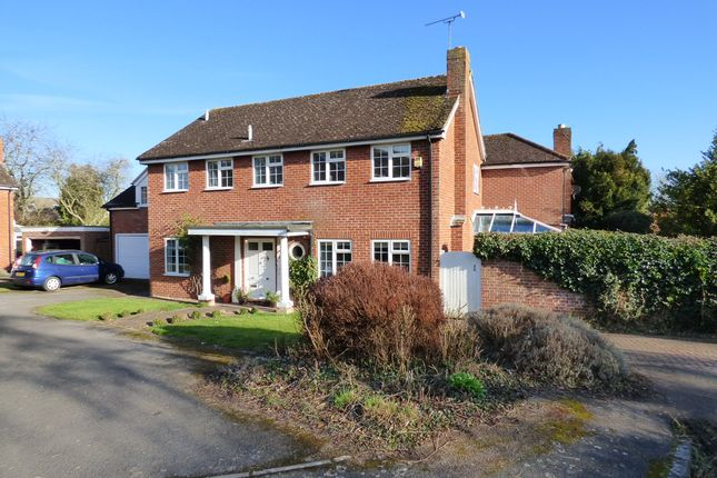 Thumbnail Detached house for sale in Littleworth Hill, Wantage