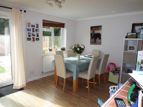 Dining Room of Weyhill Close, Tadley RG26
