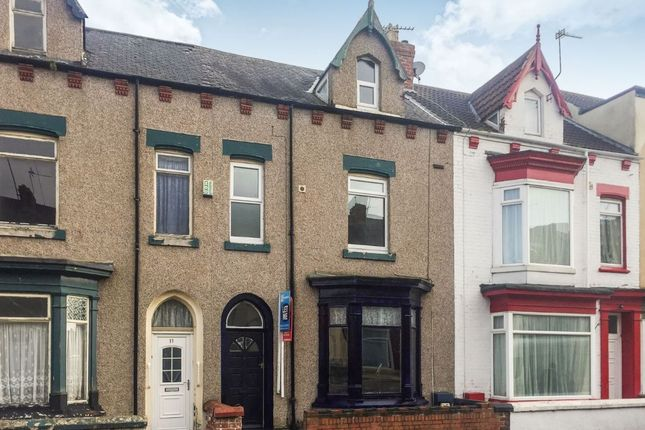 4 bed terraced house to rent in Tankerville Street, Hartlepool