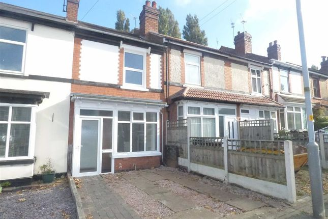 Thumbnail Terraced house to rent in Jeffcock Road, Wolverhampton, West Midlands