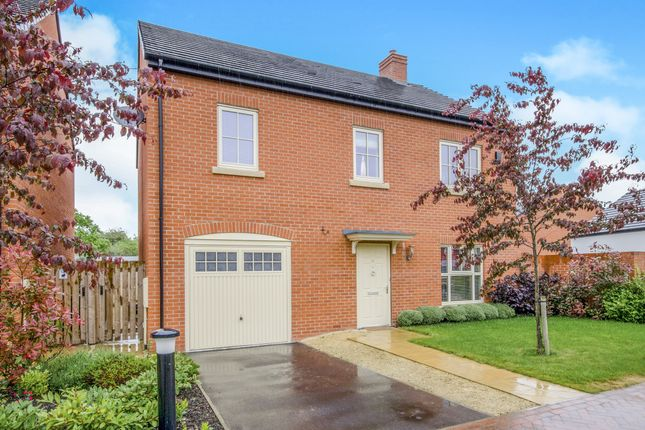 4 bed detached house for sale in Orion Way, Balby, Doncaster