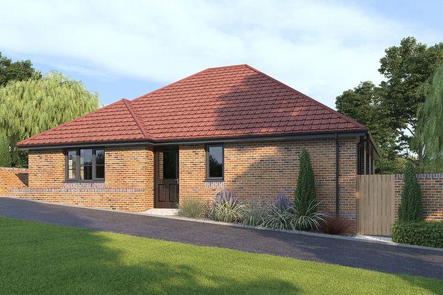 Thumbnail Detached bungalow for sale in The Hadfield, Ravensdale, Brimington