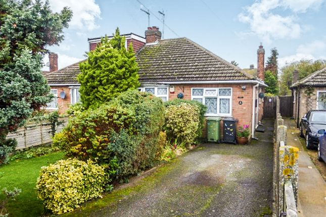 Semi-detached bungalow for sale in Oxford Street, Finedon, Wellingborough