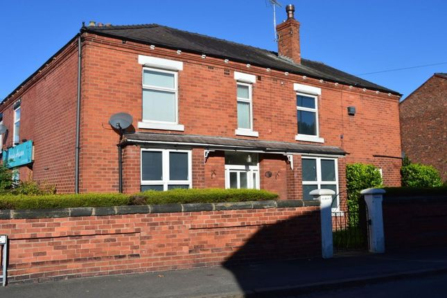 Thumbnail Shared accommodation to rent in Queen Street, Crewe