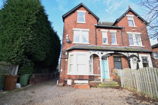 Thumbnail Flat to rent in Agbrigg Road, Wakefield