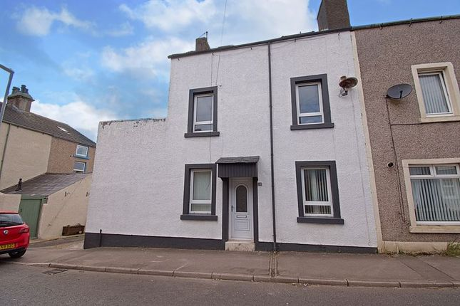 3 bed end terrace house for sale in Trumpet Road, Cleator CA23