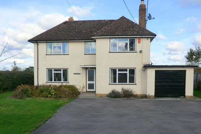 Thumbnail Detached house to rent in Little Somerford, Chippenham