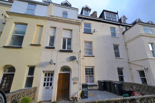 Thumbnail Flat to rent in Larkstone Terrace, Ilfracombe