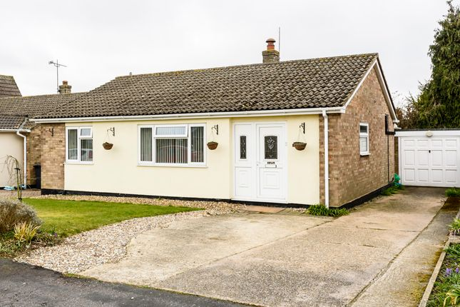 Thumbnail Bungalow for sale in Willow Way, Martham, Great Yarmouth