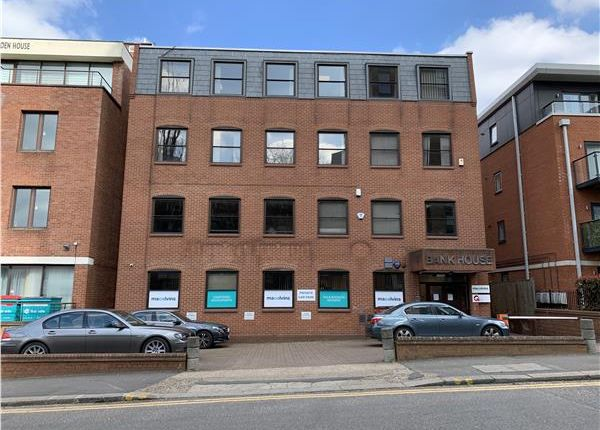 Thumbnail Office to let in Bank House, St. Johns Road, Harrow, Greater London