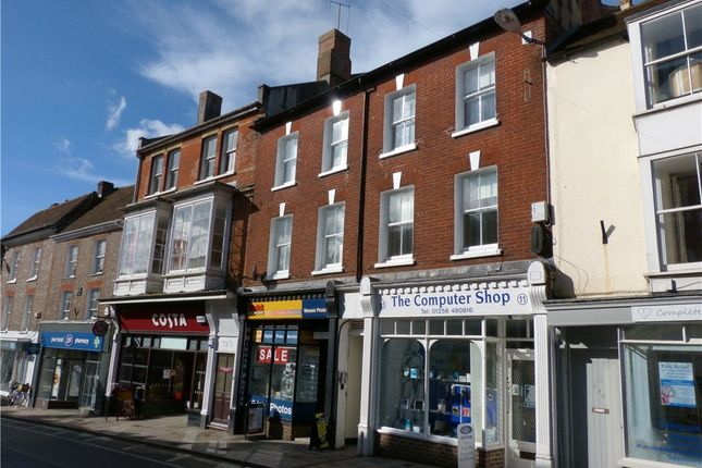 Thumbnail Flat to rent in Salisbury Street, Blandford Forum, Dorset