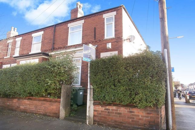 Thumbnail Flat for sale in Norwood Road, Stockport