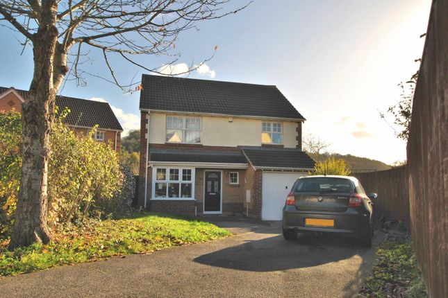 Thumbnail Property for sale in St Marys Close, Chudleigh, Devon