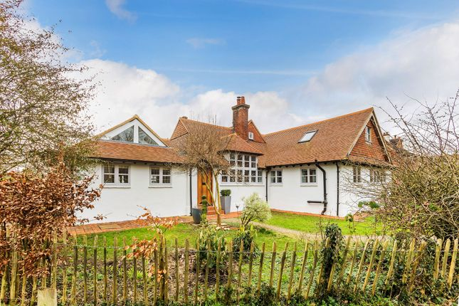 Thumbnail Semi-detached house for sale in Hever Castle Private Road, Hever