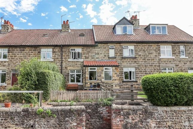 Thumbnail Terraced house for sale in Park View, Whixley, York