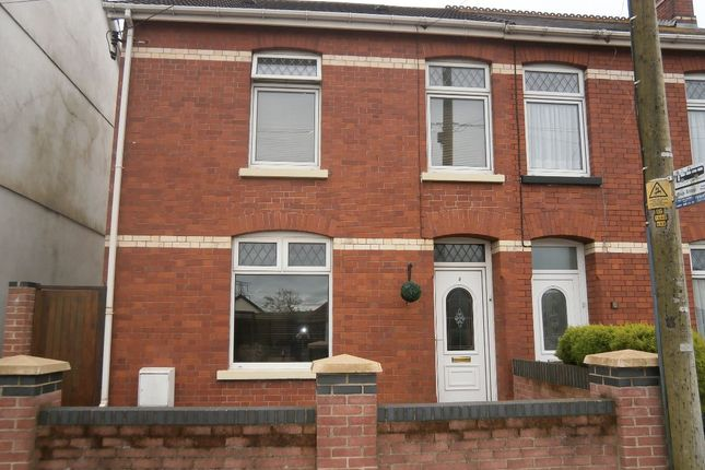Thumbnail Semi-detached house to rent in Gelli Road, Llanelli