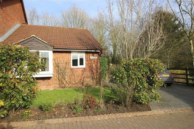 Thumbnail Semi-detached bungalow to rent in Hazel Coppice, Lea, Preston
