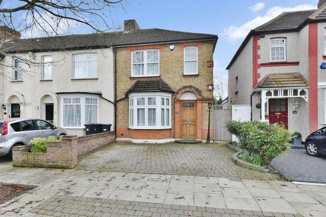 Thumbnail Semi-detached house for sale in Edenbridge Road, Enfield