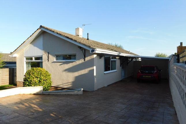 Thumbnail Bungalow for sale in Broadley Drive, Livermead