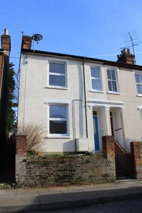 Thumbnail Terraced house to rent in Finchley Road, Ipswich